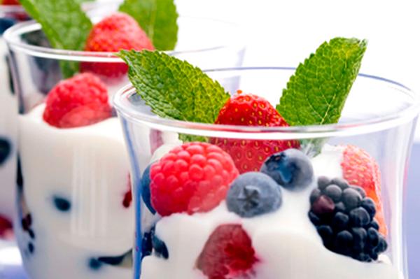 Йогурт – средство номер один в лечении дисбактериоза / Фото: liveinternet.ru