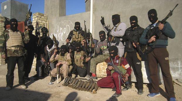 Ирак, боевики, террористы / Reuters