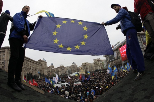 EU is ready to give money to Ukraine
