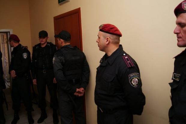 Міліція розшукує зловмисників