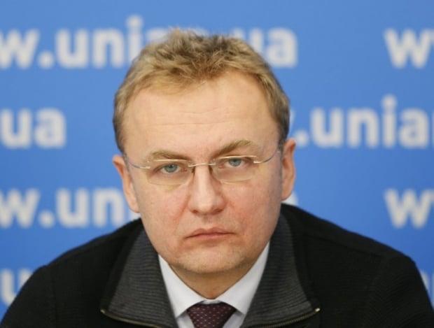 Андрей Садовый отказался идти в президенты