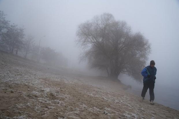 Завтра в Украине снова туманы