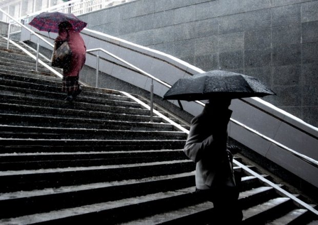 В Києві дощ