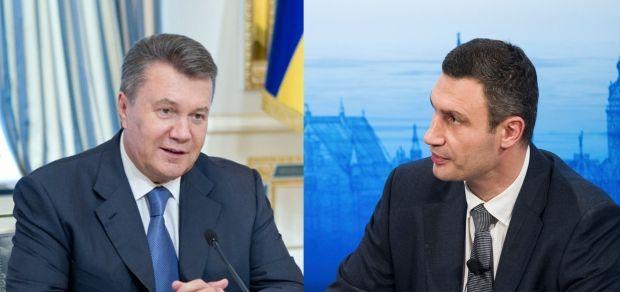 Кличко готов провести дебаты с Януковичем в рамках предвыборной компании