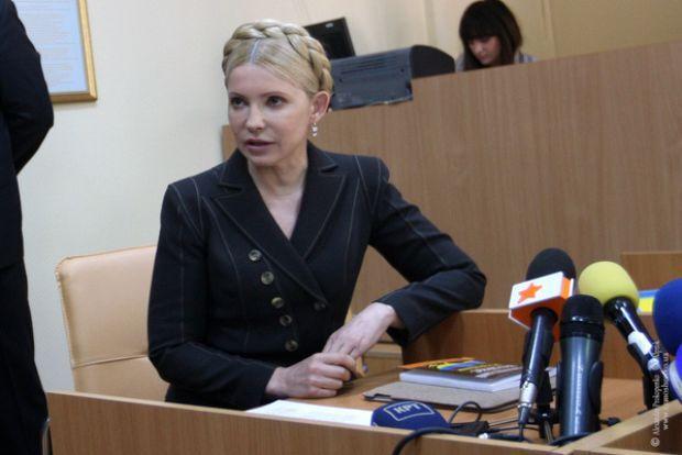 Court rejects Yulia Tymoshenko's petition to change conditions of detention/tymoshenko.ua