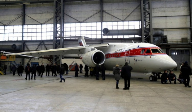 Antonov breask ties with Russia / Photo from UNIAN