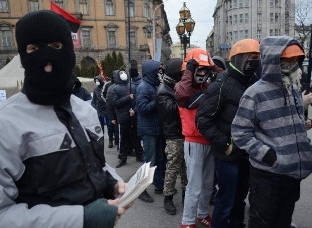 """Многие сторонники """"Правого сектора"""" - этнические евреи и русские"""