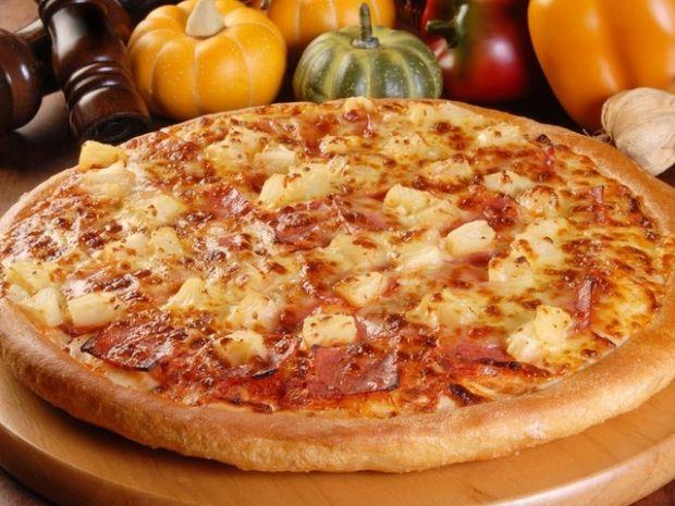 Новая пицца для военных может храниться три года / gotuemo.com
