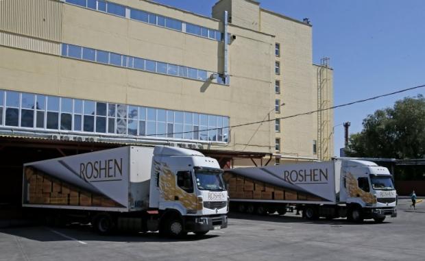 Запрет на поставку продукции Roshen в Россию до сих пор не снят