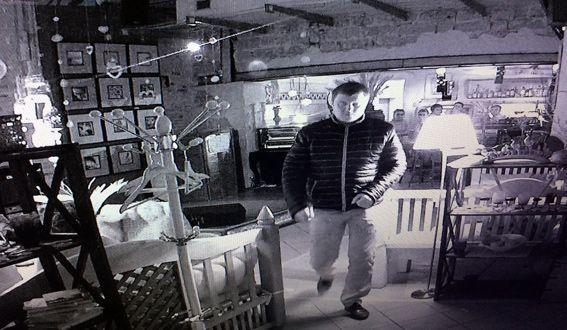 Подозреваемый в нападении на американца / mvs.gov.ua/mvs/control/ark