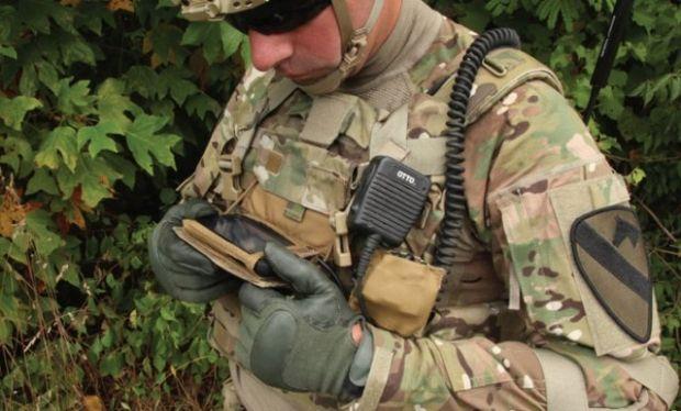 Фаблеты Samsung стали частью экипировки солдат Армии США / army.mil