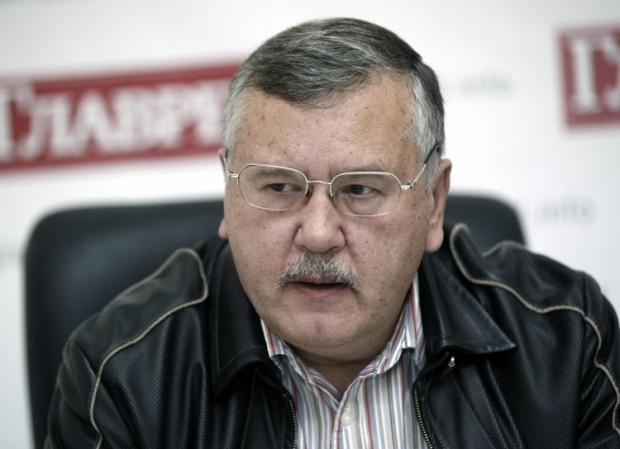 ПР не поддержала инициативу Гриценко