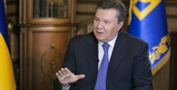 Янукович не хочет идти в отставку
