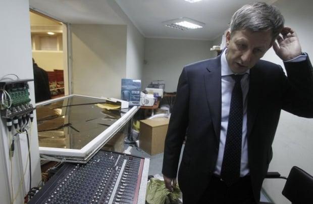 Турчинов звільнив голову КМДА