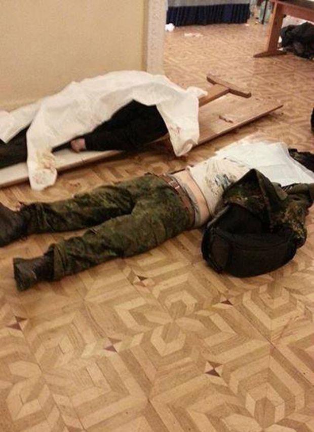 Погибшие в доме офицеров