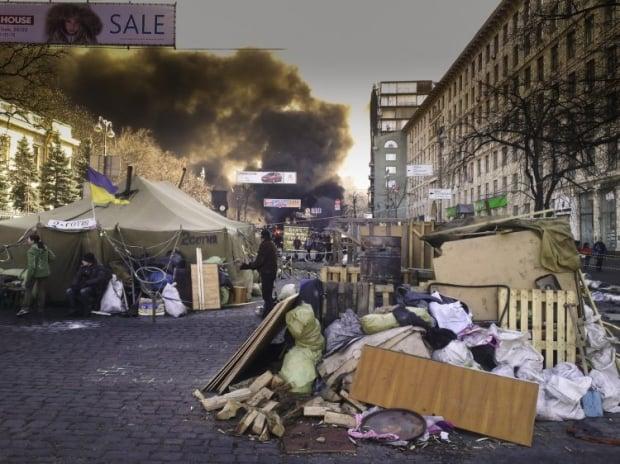 В ходе столкновений с правоохранителями пострадали 150 активистов