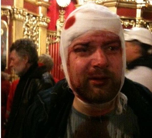 Александр Михельсон / Hromadske.TV