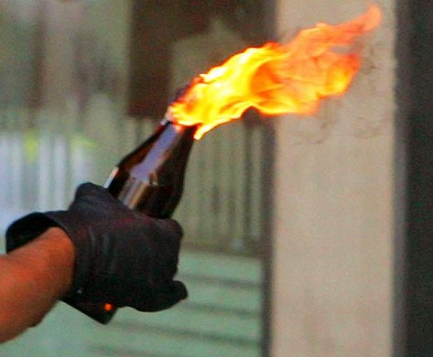Невідомі підпалили офіс УДАРу / tsn.ua