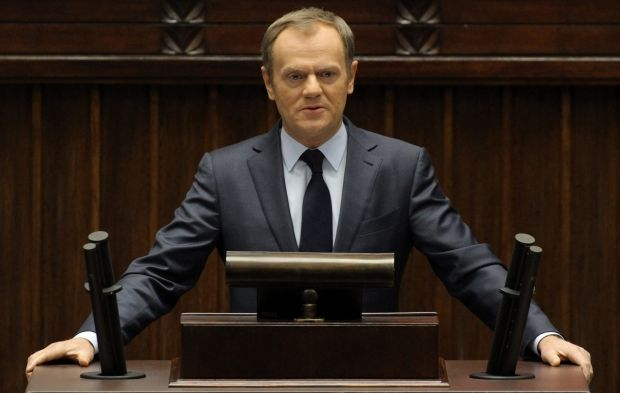 "Trust to Yanukovych ""is close to zero"" – Tusk / Reuters"