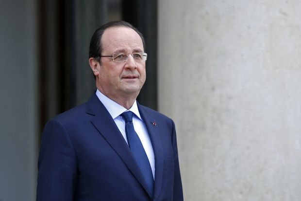 EU not to impose sanction against Russia due to annexation of Crimea – Hollande / Reuters