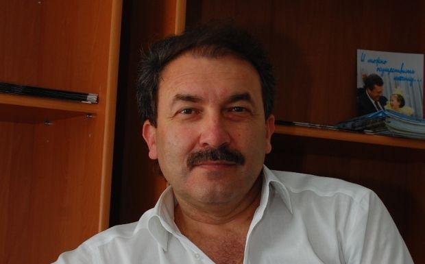 Александр Башкаленко сложил полномочия