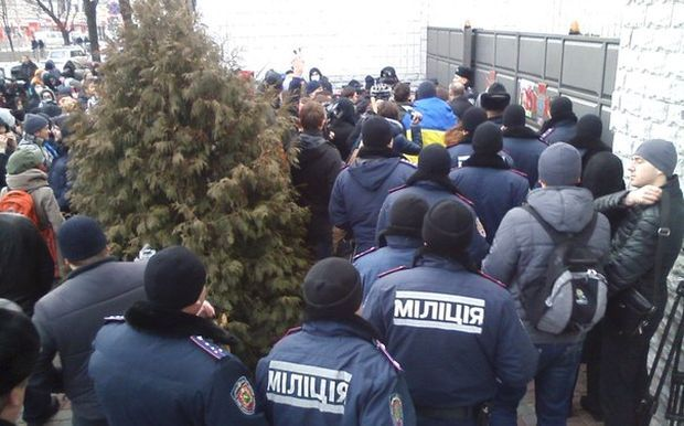 В Харькове активизируются силовики / фото Алекасандр Хорошун