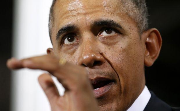 Завтра в Брюсселе запланирована встреча Расмуссена и Обамы / REUTERS