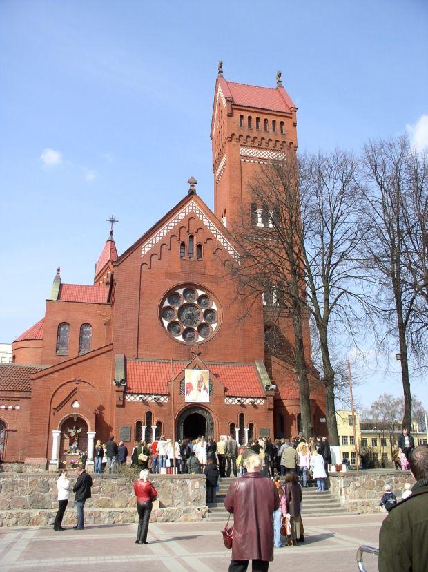 Костел Святого Симеона і Святої Єлени в Мінську
