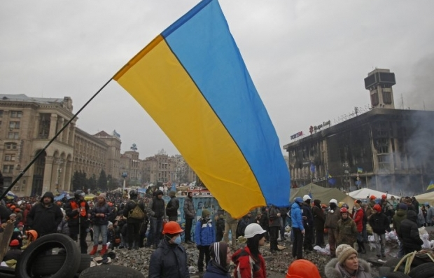 There are more than 30 thousand people at Maidan