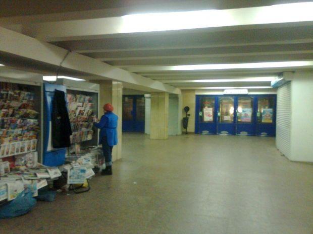 У Києві досі не працює метро / Kateryna Korniienko / facebook.com