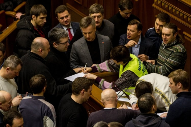 Verkhovna Rada to continue its work at 10.00 am today