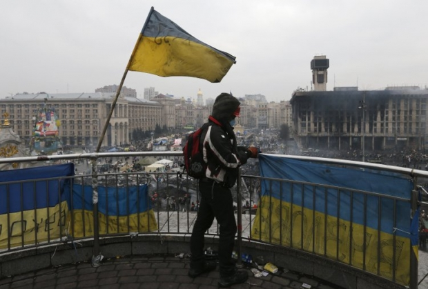 Situation is calm at Maidan