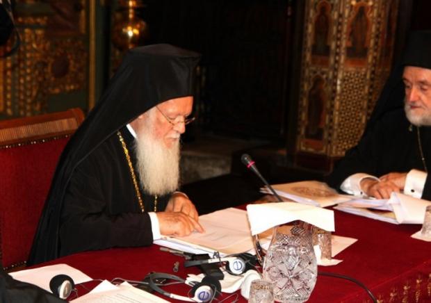 Патріарх Варфоломій звернувся до українців