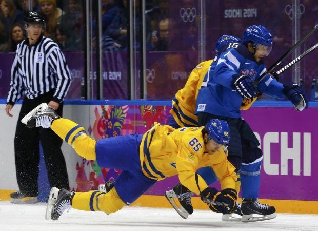 Швеция - Финляндия / Reuters