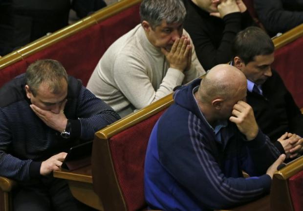 Заседание ВР будет проходить в закрытом режиме - Карпунцов