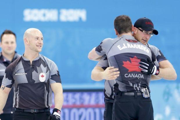 Сборная Канады по кёрлингу / Reuters