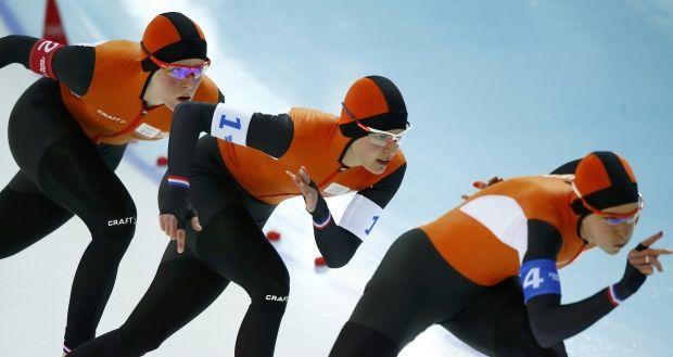 Сборная Голландии / Reuters