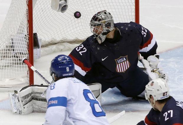 Финляндия - США / Reuters