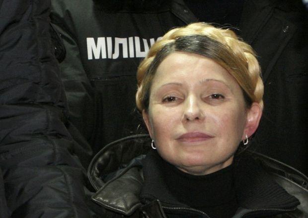 Тимошенко дала первое интервью после освобождения / Reuters