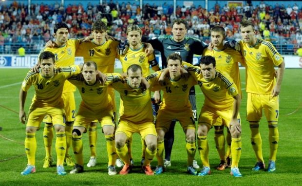 Сборная Украины находится на границе Топ-30 команд мирового футбола / ffu.org.ua