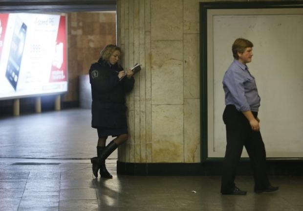 Станція Майдан Незалежності повноцінно запрацювала