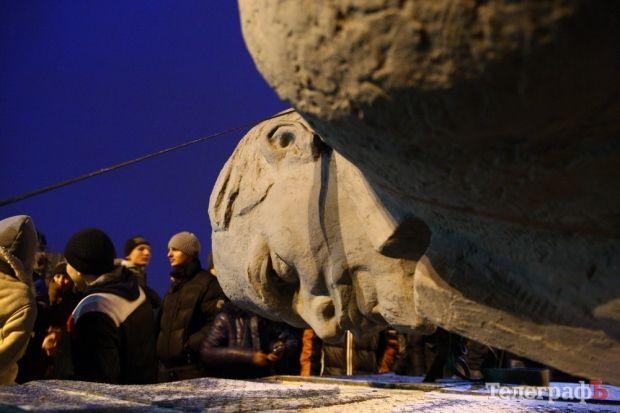 В Крыму предлагают создать музей памятников Ленину