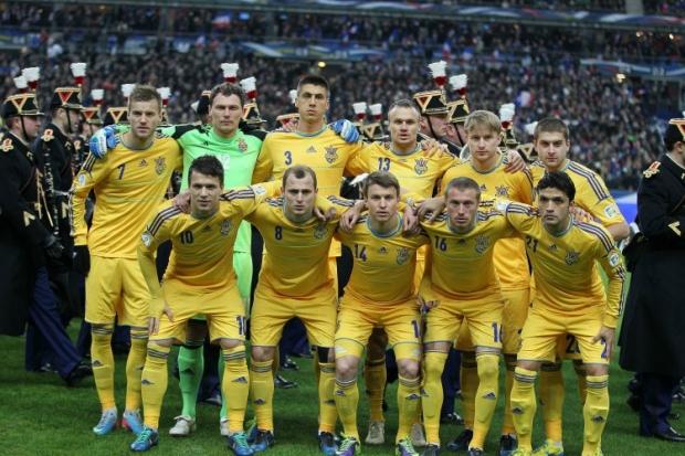 Сборная Украины не останется без поддержки / Фото УНИАН