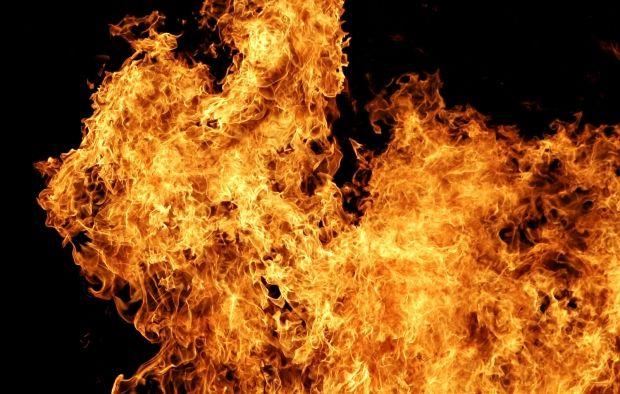 Пожар / Фото из открытых источников