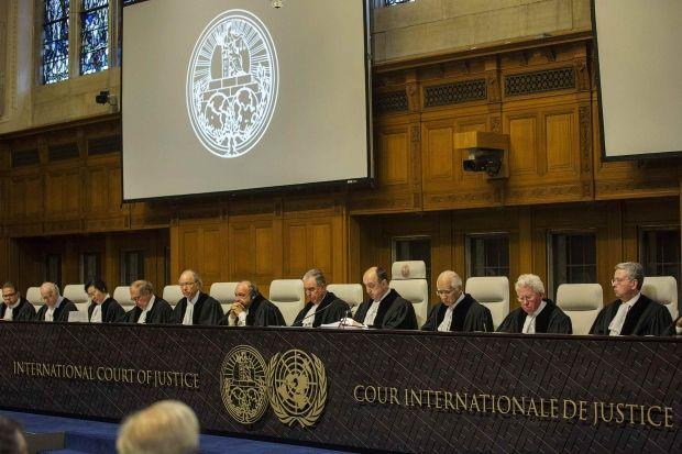 Рада просит суд в Гааге наказать Януковича : Новости УНИАН