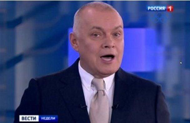 Российские СМИ грубо искажают информацию о событиях в Украине