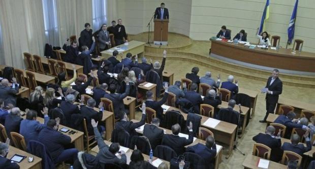 Выборы в горсовет Киева будут смешанными