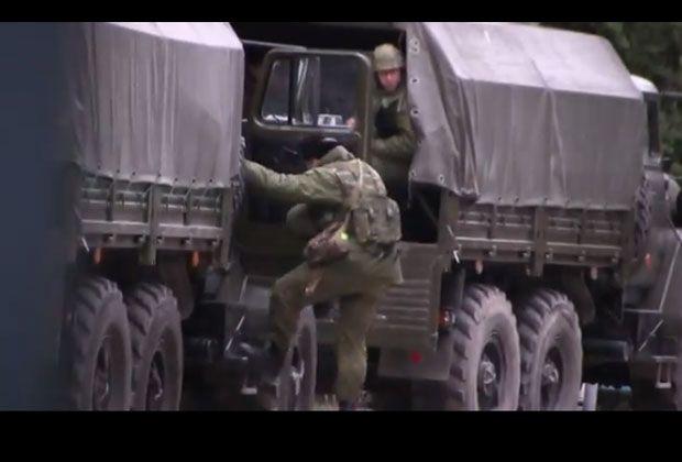 Ялта российские войска