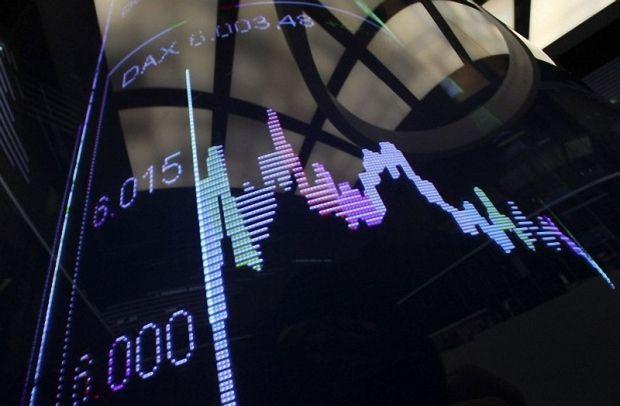 Американский фондовый рынок 10 апреля обвалился / REUTERS