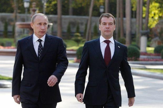 Эксперт говорит, что мнение Кремля о новой политической власти в Украине вырабатывается прямо сейчас / kremlin.ru